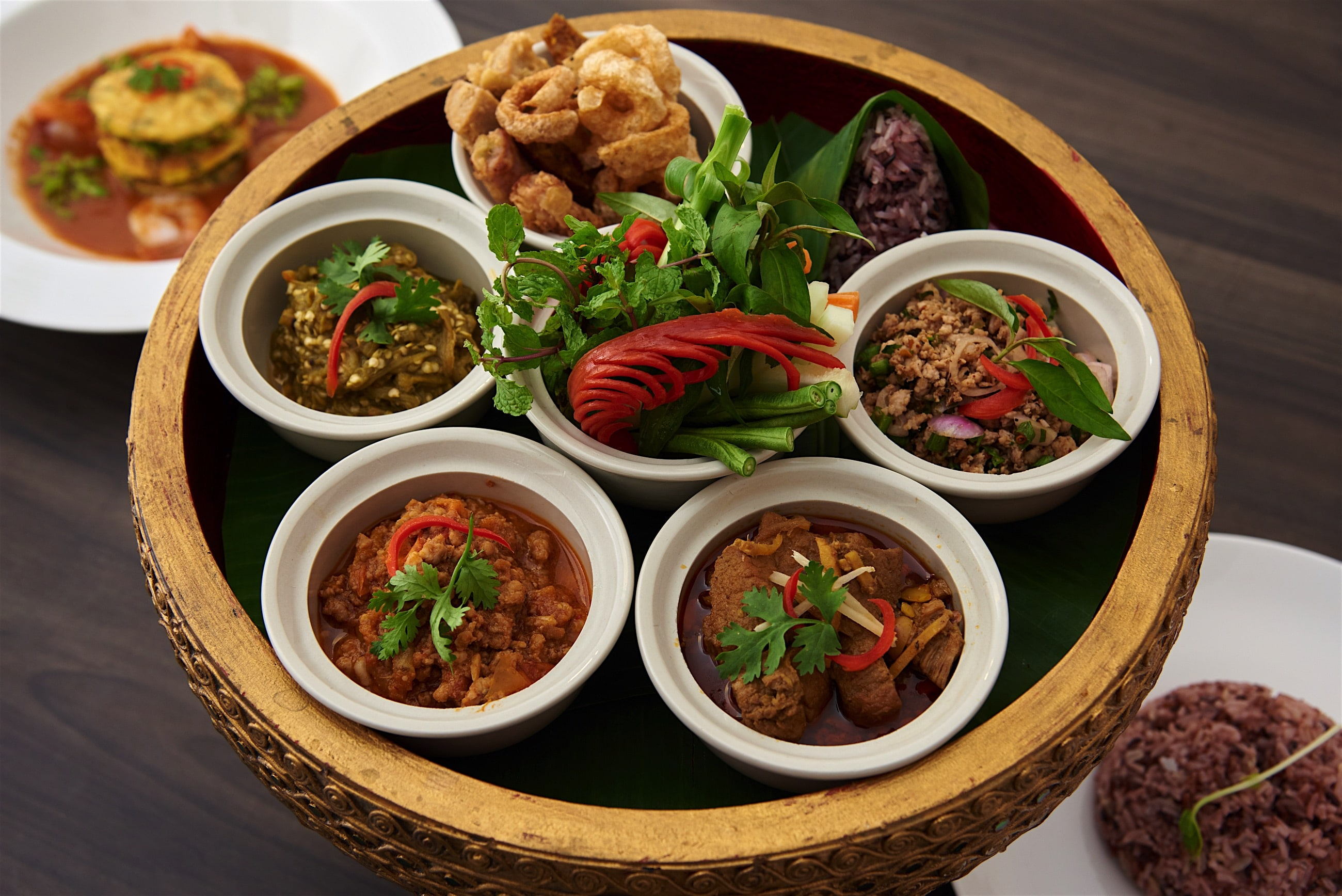 Fine Thai Food Dining in Chiang Mai.